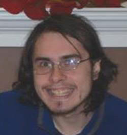 picture of missing male, Andrew Radhuber