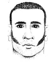 composite sketch of male suspect